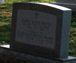 Maj James Lewis Mayer