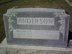 Susie <i>Thornton</i> Anderson