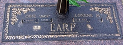 Obie Jack Earp