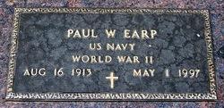 Paul W Earp