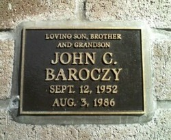 John C. Baroczy