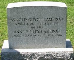 Arnold Guyot Cameron