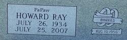 Howard Ray Alexander