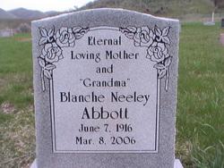 Blanche <i>Neeley</i> Abbott