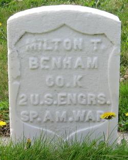 Milton Theodore Benham