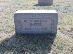 Emily Ruby <i>Fallin</i> Barbee