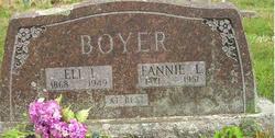 Fannie L. Boyer