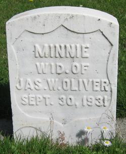 Minnie R <i>Stankey</i> Oliver