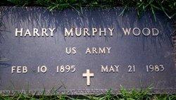 Harry Murphy Wood