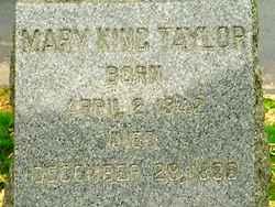 Mary King Taylor