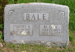Mattie Ora <i>Payton</i> Bale