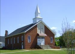 Hayes Chapel Christian Church Cemetery