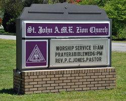 Saint John AME Zion Church