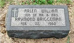Arlen William Briggeman