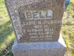 Sadie M. <i>Pilgrim</i> Bell
