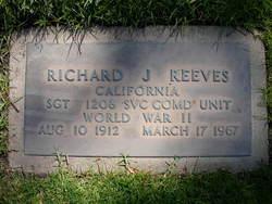Richard Jourdan Reeves