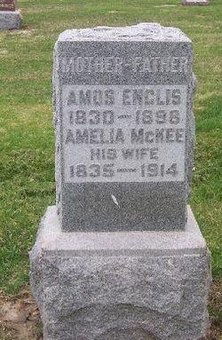 Amelia <i>McKee</i> Englis