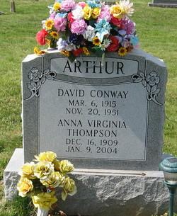 David Conway Arthur