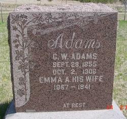 Emily Ann Emma <i>Bottom</i> Adams
