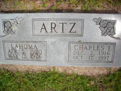Lahoma <i>Hughes</i> Artz