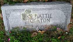 Hattie <i>Henry</i> Stockton