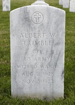 Albert William Trimble