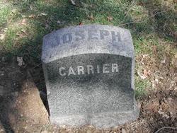 Joseph Carrier, III