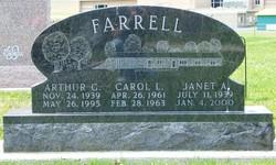 Janet A. <i>Dukes</i> Farrell