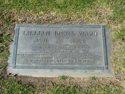 Lillian Irene <i>Labbe</i> Ward