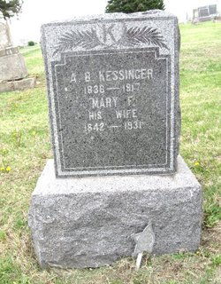 Mary Frances <i>Skiles</i> Kessinger