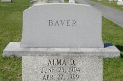 Alma D. Baver