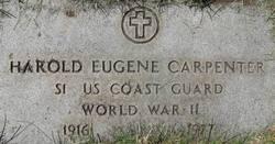 Harold Eugene Gene Carpenter