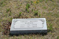 Garland Buford Barnes