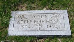 Adele <i>Fontaine</i> Reimann