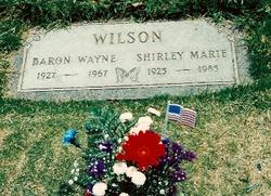 Baron Wayne Wilson