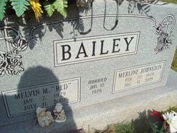 Evelyn Merline <i>Johnston</i> Bailey