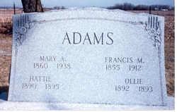 Francis Marion Adams
