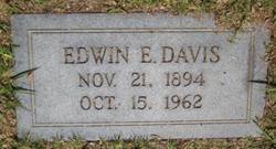 Edwin Everett Davis