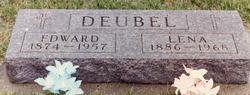 Lena <i>Becker</i> Deubel