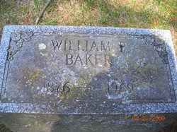 William Perry Baker