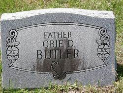 Obediah D Obey Butler