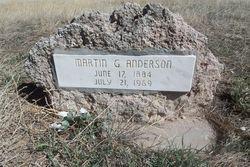 Martin G. Anderson