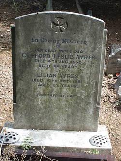Clifford Leslie Ayres