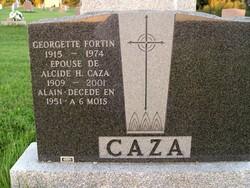 Alcide Caza