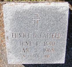 Eunice <i>Bihm</i> Lafield