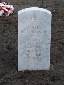 Charles Jerome Robinson, Jr
