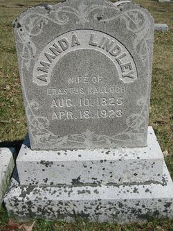 Amanda <i>Lindley</i> Kalloch
