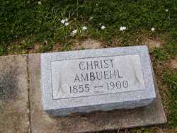 Christ Ambuehl
