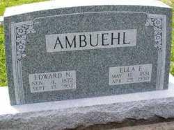 Edward N. Ambuehl