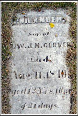 Philander Glover